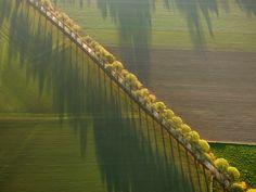 Country Road, Werl, North Rhine-Westphalia, Germany