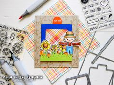 Hello crafters, it's Nina-Marie here with you today for a new Studio Monday video! Have you tried out Lawn Fawn's …