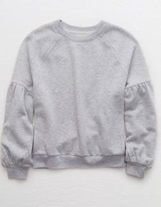 Aerie Crew Sweatshirt by  American Eagle Outfitters   *also available in pastel pink