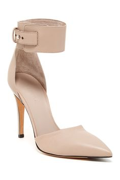 Ada Ankle Strap Pumps