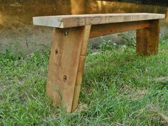 "Really simple 2x10"" garden benches"