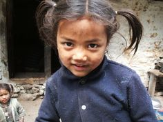 Himalayan Healthcare for 5000: Save Lives in Nepal. Gorgeous nepali child