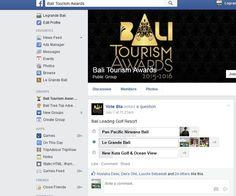 Don't forget to vote for Le Grande Bali as Bali's best Golf Resort! Thank you in advance.  Vergeet niet te stemmen op Le Grande Bali als Bali's beste Golf Resort. Alvast bedankt.