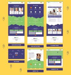 Edukid - Kindergarten & Education Theme - ModelTheme Kindergarten Themes, Singles Events, Event Page, Event Calendar, Quizzes, Wordpress Theme, Preschool, Coding, Author