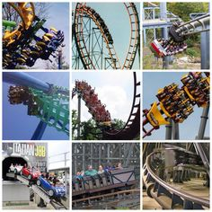 Top 7 Thrill Rides At Kings Island Top 10 Roller Coasters, Spirit Song, Jeremy Camp, Kings Island, Amusement Park Rides, Cedar Point, Chris Tomlin, Get Tickets, Bucket Lists