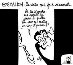 """""""Affaire Aurier"""" / Sarkozy mis en examen - février 2016"""