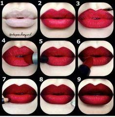Learn lipstick