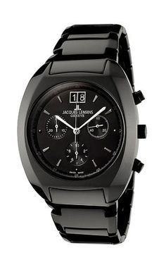 Men's Geneve Terra Chronograph Watch By Jacques Lemans – Hard 2 Knock Shoppe