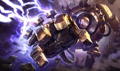 Blitzcrank | League of Legends