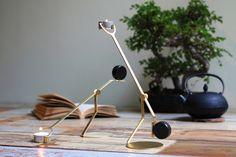 Rising Balance candleholder by BinDesign