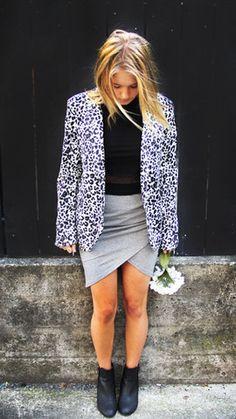 The Golden Girl - Snow Leopard Jacket Online Fashion Boutique, Fashion Online, Leopard Jacket, Golden Girls, Snow Leopard, Latest Trends, Blazer, Jackets, Shopping