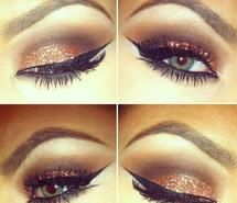Inspiring picture cute, eye, eye makeup, eye shadow, eyes. Resolution: 500x488 px. Find the picture to your taste!