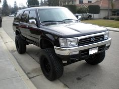 long travel 2nd gen 4runner - Google Search