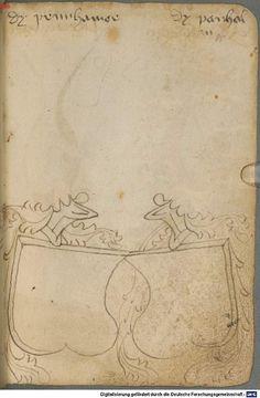 Ortenburger Wappenbuch Bayern, 1466 - 1473 Cod.icon. 308 u  Folio 85r