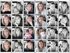 Free digital photostrip to add to your Project Life or scrapbook pages.