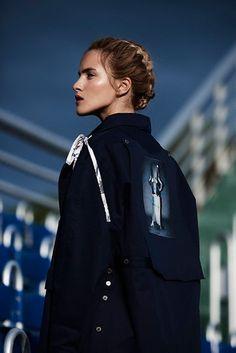 Mercedes Benz, Bomber Jacket, Model, Photos, Fashion, Moda, Fashion Styles, Scale Model