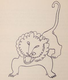 """Lion and Gnat,"" Alexander Calder 1931 Kindergarten Art Projects, Art Students League, Alexander Calder, Drawing Studies, Kinetic Art, Arts Ed, Art Classroom, Wire Art, Art Sketchbook"