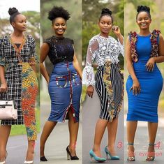 Look at this Gorgeous modern african fashion African Print Dresses, African Fashion Dresses, African Dress, Fashion Outfits, Fashion Styles, Ankara Dress, African Prints, Chic Outfits, Fashion Trends