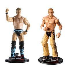 WWE Shawn Michaels vs Chris Jericho Figures - https://bestsellerlist.co.uk/wwe-shawn-michaels-vs-chris-jericho-figures/