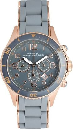 Marc Jacobs....in love with this watch!!!