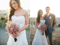 5 Favorite Bridal Bouquet Ideas for Spring | OneWed