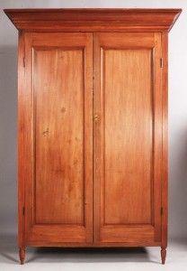 sumner co tennessee wardrobe circa 1830 antique english country armoire circa 1830s