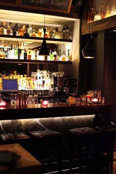 Vesper Bar | Amsterdam - Vinkenstraat hoek Binnen Oranjestraat, Centrum | Cocktails.