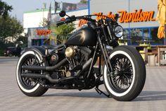 Thunderbike Rockabilly | Harley-Davidson Softail Evo Springer