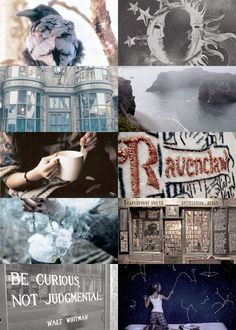 ravenclaw aesthetic - Google Search