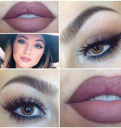 Pretty Look With Minimal Makeup