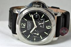 Panerai Military Watch - Originally worn in World War 2 by German and Italian Military.  This is a modern version