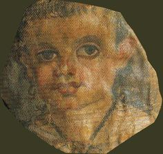 Fayum mummy portraits - ✋Mummy portraits or Fayum mummy portraits is the modern term given to a type of naturalistic painted portraits on wooden boards dated 50 - 300 CE ✋Roman ArtMore Pins Like This At FOSTERGINGER @ Pinterest✋