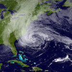#Sandy is a Large and Dangerous Storm! [IMAGE] (Oct 28)