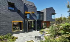 Charles House is a multi-generational home recently completed by Melbourne- based Austin Maynard Architects. Melbourne Suburbs, Melbourne House, Affordable Housing, Stone Flooring, Old Houses, Architecture Design, Residential Architecture, Building A House, Photos