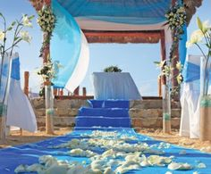 Weddings in Azul Fives – Azul Fives Weddings from Perfect Weddings Abroad x