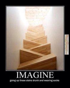 funny memes killer stairs
