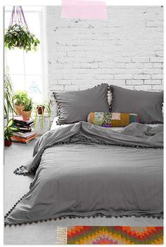 eb74c9202b1 Love this comforter shams Gray Duvet Covers