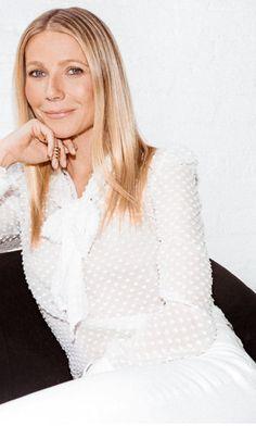 Gwyneth Paltrow wearing Rochas