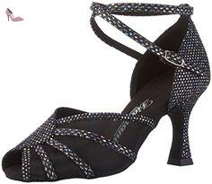 Diamant Damen Trainerschuhe 060-047-070, Shoes Femmes - Noir - Noir, 33 2/3 EU (1.5 UK)