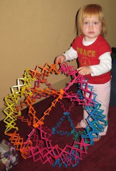 The Hoberman Sphere is a wonderful tool to help children learn how to breathe.  On an inhalation, open the sphere and watch it grow and expand, mimicking the belly, lungs and diaphragm. On the exhalation, close the sphere and see it return to its natural form, just like our anatomy.
