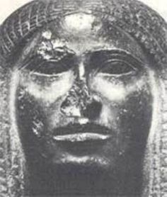 """""""The widespread damage to the temple images has allowed Egyptologists to argue from such sources as the temple evidence that ancient Egypt was a multi-racial society and therefore belongs to the world's heritage and not necessarily to African history. Ancient Egyptian Art, Egyptian Goddess, Ancient Aliens, Ancient History, Egyptian Artwork, European History, Ancient Greece, Black History Books, Black History Facts"""