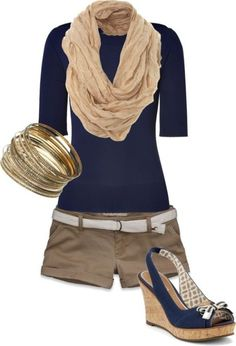 Casual outfit idea for summer. This style is the best I've had^_^ - Miss Pool