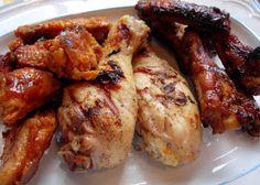 Drick's Rambling Cafe: Three Chicken Delights including Ragin Cajun Sticks