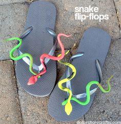 Tutorial: Snake Flip-Flops