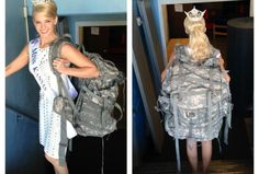 Soldier Spotlight: Sgt. Theresa Vail - From Camo to Runway