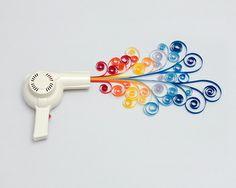 conception intérêt à moi: pas N'Est-IL beau? Dix images d'inspiration: sentiment coloré.