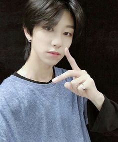 Swagy, but cute  - #the8 #minghao #svt #seventeen #kpop