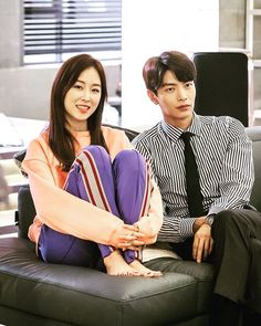 Korean Actresses, Korean Actors, Actors & Actresses, Korean Wave, Korean Star, Kdrama, Seo Hyun Jin, Beauty Inside, Couple