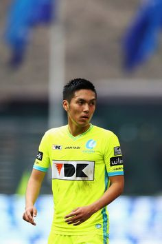 Yuya Kubo of K.A.A. Gent looks on during the Belgian Jupiler Pro League match between Royal Standard de Liege and KAA Gent held at Stade Maurice Dufrasne on February 19, 2017 in Liege, Belgium.