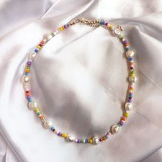 Summer Jewelry, Trendy Jewelry, Cute Jewelry, Diy Jewelry, Jewelery, Jewelry Accessories, Jewelry Making, Bead Jewellery, Beaded Jewelry